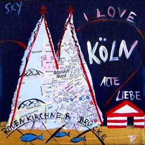 Kathrin Thiede - Köln Mini Alte Liebe