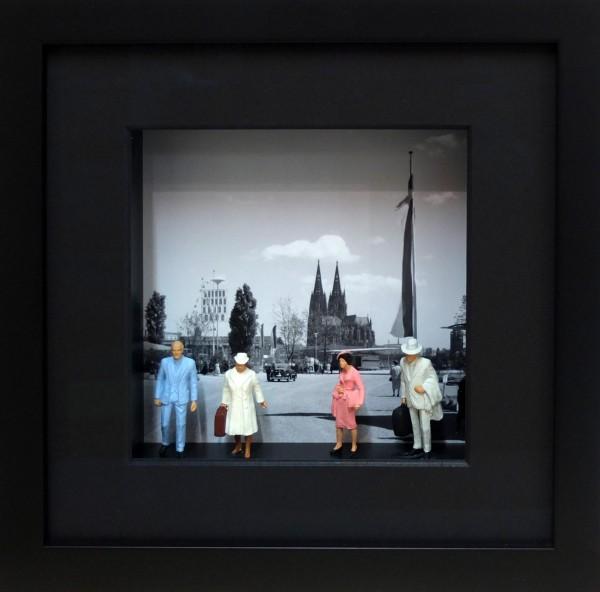 Objektrahmen Historisches Köln II