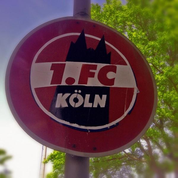 Mini Köln FC auf MDF