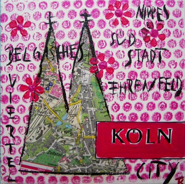 Kathrin Thiede - Köln Mini Szeneviertel