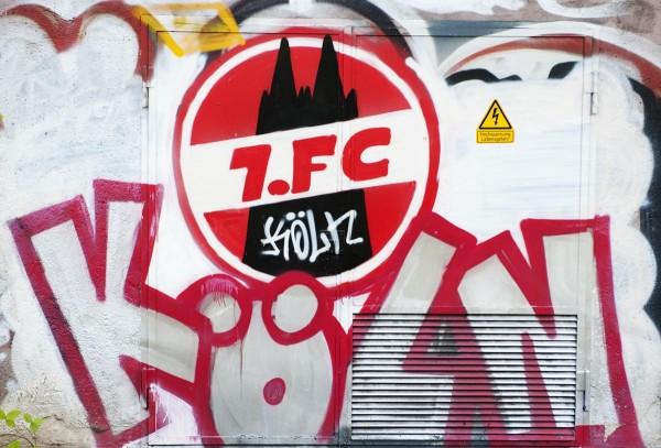 Mini Köln 1.FC Köln I auf MDF