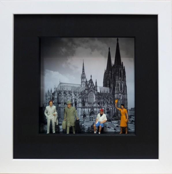 Objektrahmen Historisches Köln III