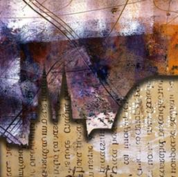 "Leinwandbild ""Der Dom mal anders 11"" von Vittorio Vitale ab 50x50 cm"