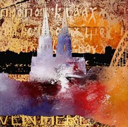 "Leinwandbild ""Der Dom mal anders 4"" von Vittorio Vitale ab 50x50 cm"