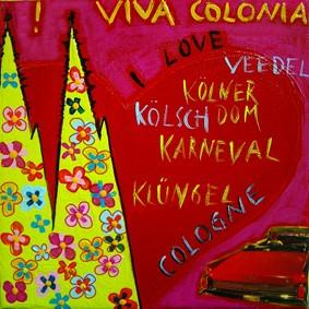 Kathrin Thiede - Köln Mini Köln Karneval