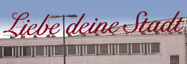 Mini Köln Liebe deine Stadt auf MDF
