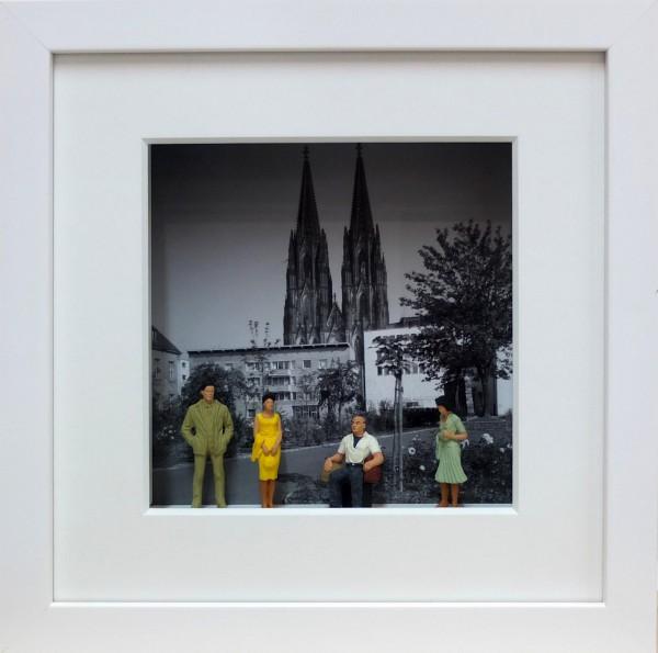 Objektrahmen Historisches Köln IV