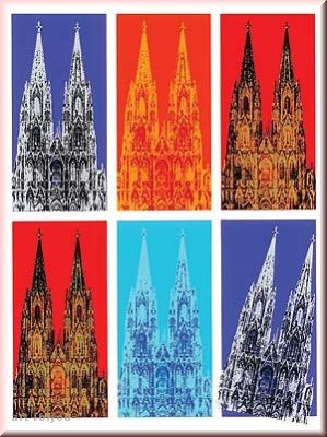 Henry Haselwanger Henry 6-fach Dom Format 60x80 cm
