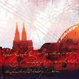 "Leinwandbild ""Der Dom mal anders 12"" von Vittorio Vitale ab 50x50 cm"