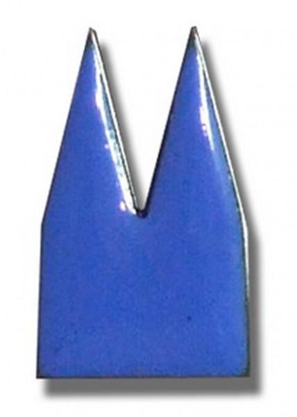 Helmut Brands Dom Einsatz Emaille blau