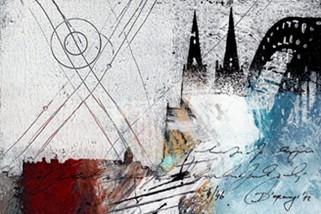"""Leinwandbild """"Liebe zum Detail 1"""" von Vittorio Vitale ab 50x70 cm"""